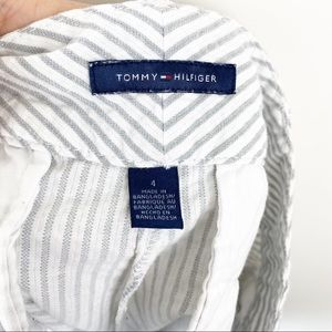 Tommy Hilfiger Shorts - Tommy Hilfiger Chino Striped Shorts